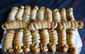 Mummy sausages