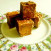 Pecan and Caramel Fudge