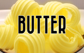 ALL ABOUT BUTTER