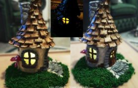 FairyLight Tea House