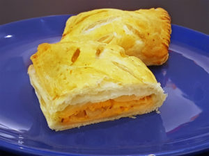 Cheese and Onion Puffs